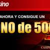 LB Casino 500€ de bono – España