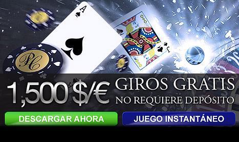 Giros gratis Prestige casino