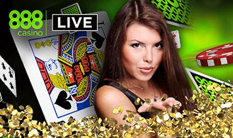 Jugar casino en vivo