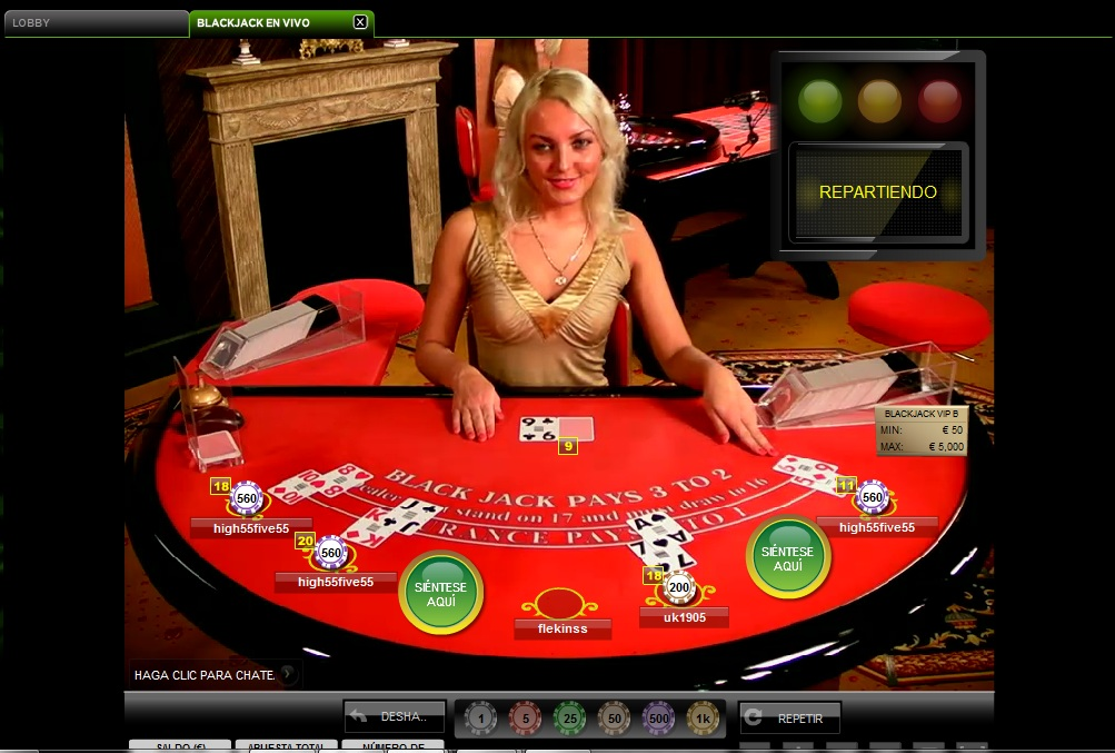 Juega Lucky Blackjack Online en Casino.com Colombia