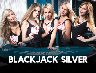 blackjack silver from evolution gaming