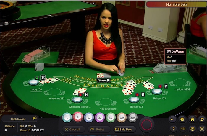 ezugi live blackjack philippines